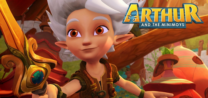 Arthur And The Minimoys Finds Home On Disney Channel Russia Licensing International