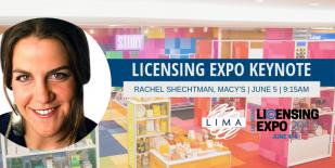 Licensing Expo 2019 Keynote Macy's
