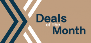 Inside Licensing Deals of the Month