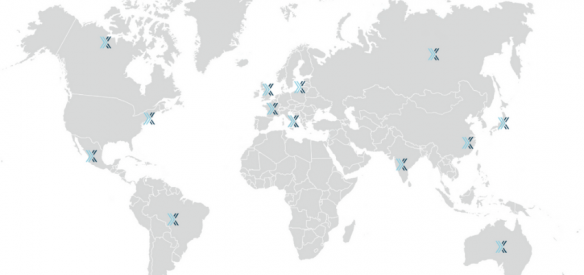 Licensing International Locations