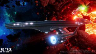 Dave & Buster's Star Trek Inside Licensing