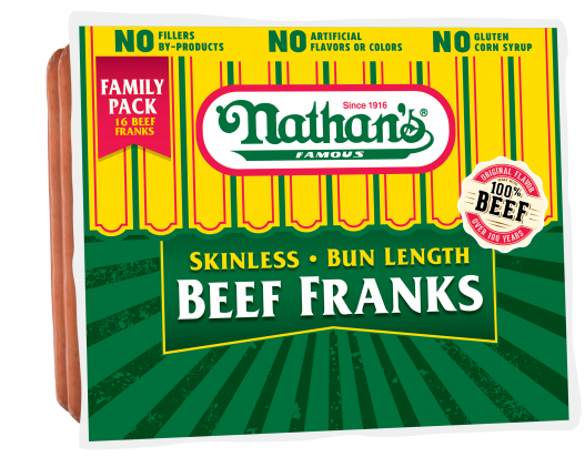 Nathan's Famous Inside Licensing
