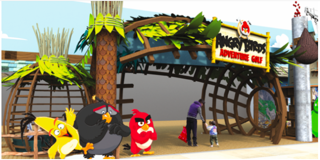 Inside Licensing - Angry Birds