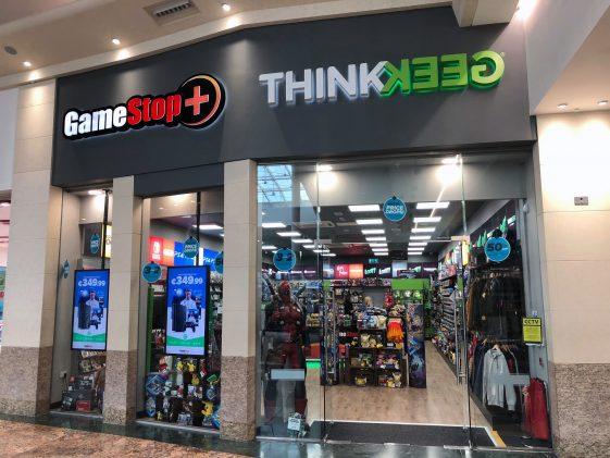 GameStop Inside Licensing