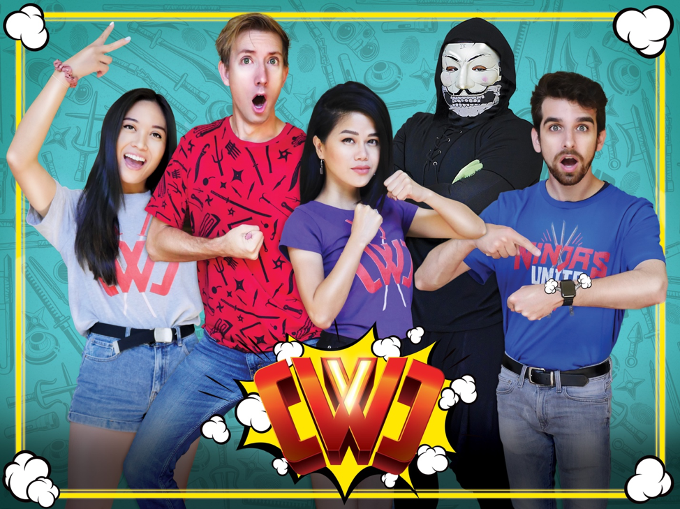 Chad Wild Clay & Vy Qwaint Team Up with Surge Licensing, Inc. to Launch Spy Ninjas™ Global Licensing Program image