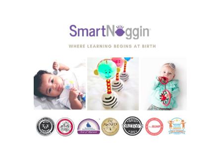 Surge Licensing Signs Award-Winning Infant Toy NogginStik® and Parent Co. SmartNoggin® Toys for global growth and licensing. image