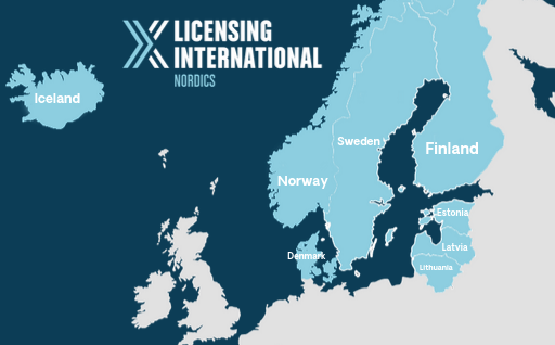 Licensing International Launches in the Nordics image