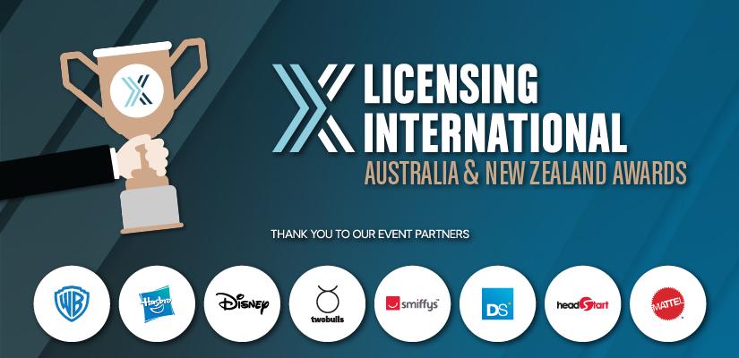 The Winners & Photos   Australian & New Zealand Licensing Awards image