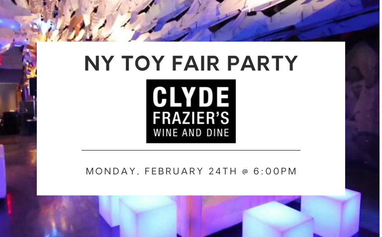 Licensing International - New York Toy Fair Party