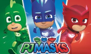 PJ Masks eOne Merlin Licensing International