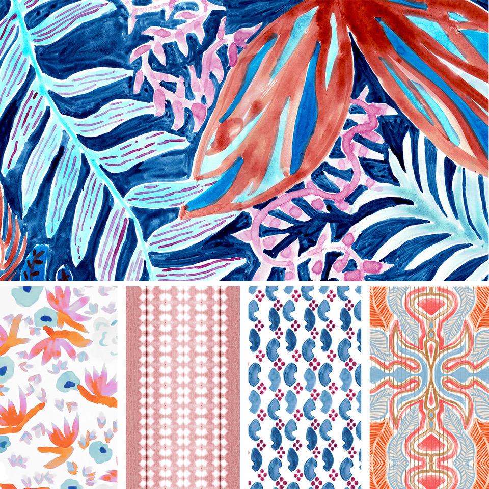 Los Angeles Designer Simone DeSantis Launches Licensing Brand image