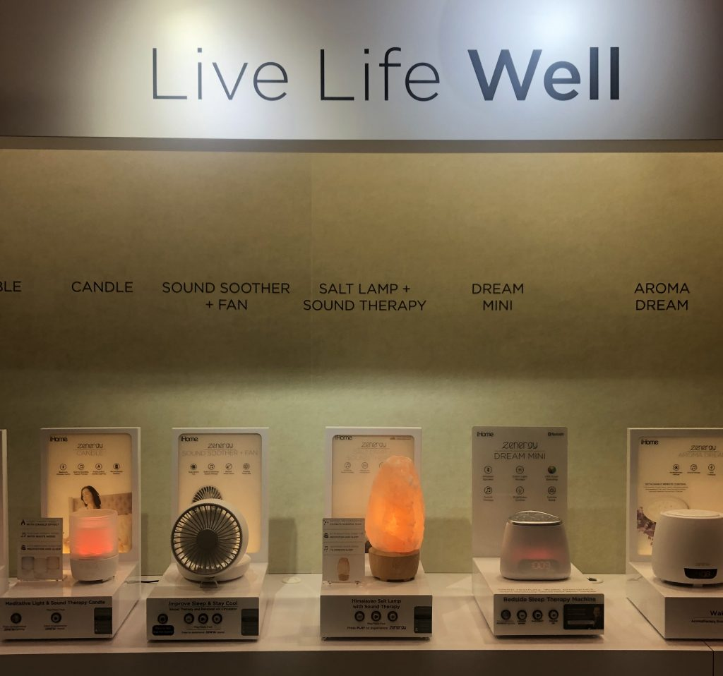 CES 2020 Live Life Well