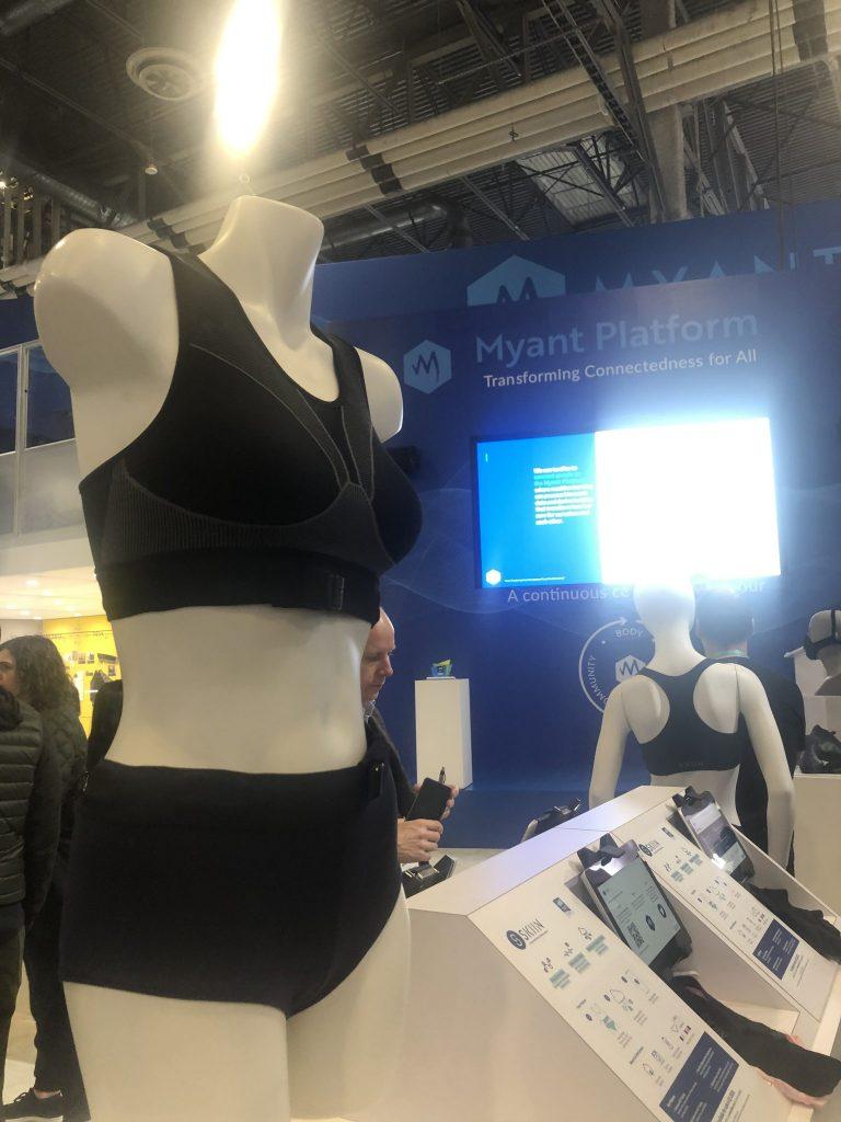 CES 2020 Smart Underwear