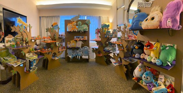 Play Around Angry Birds Masha the Bear Licensing International