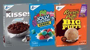 Cereal General Mills Post Global Icons Kellogg's Licensing international