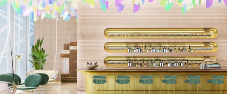 Luxury Brands Show Appetite for Restaurants image