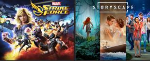 Marvel FoxNet Scopely Disney Licensing International