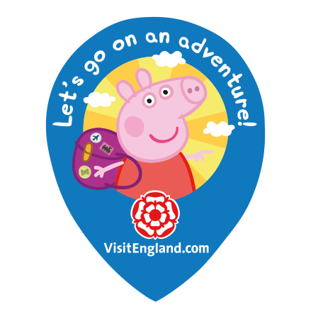 Entertainment One forms Peppa Pig Partnership with UK National Tourism Agency image