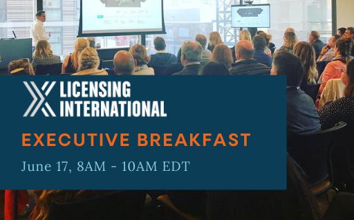 Licensing International Executive Breakfast