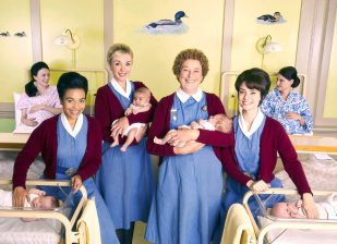 Call the Midwife Neal Street Productions Spotlight Licensing Licensing International