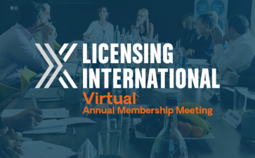 Annual Membership Meeting Event - Licensing Int