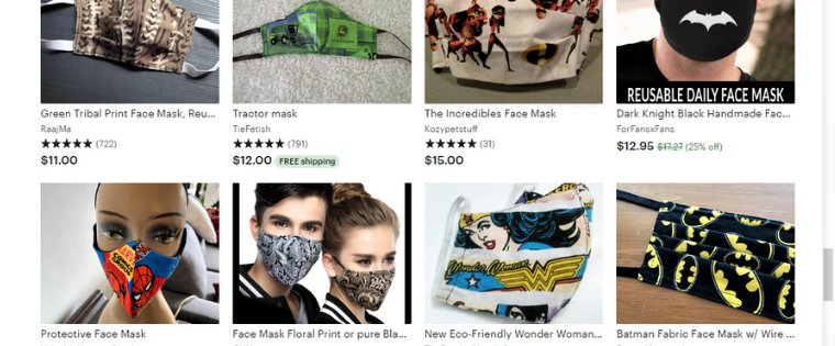 Brand Owners Faced With Mask Conundrum image