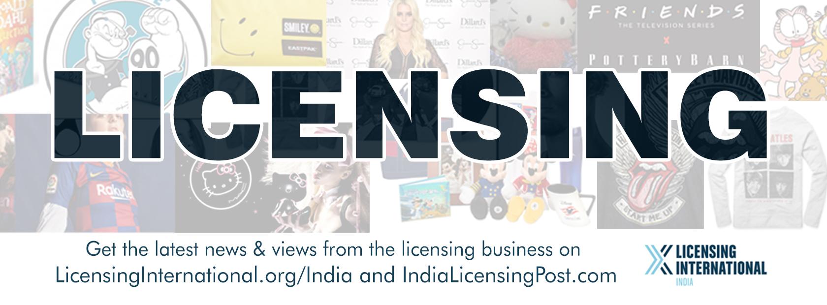 LicensingInternationalIndia