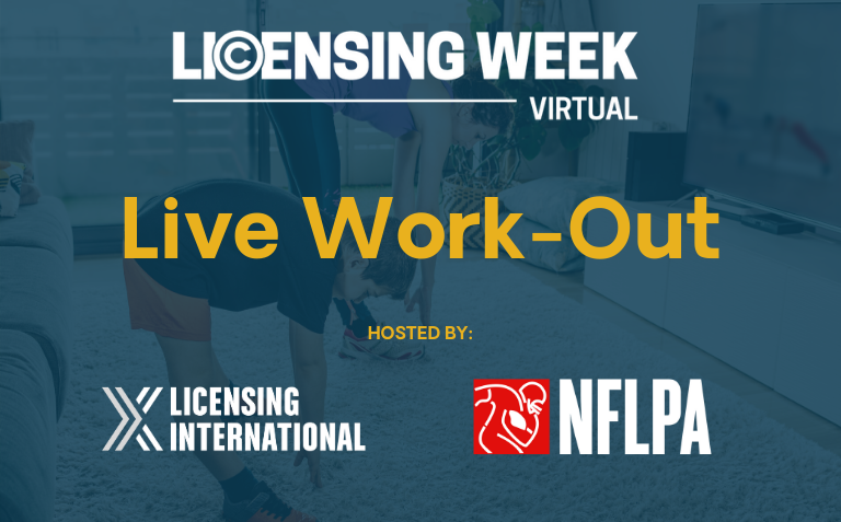 Feel Good, Give Back! with NFLPA – Live Work-Out image