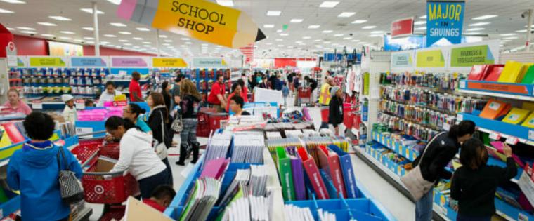 Retailers Tiptoe Into Back-To-School image