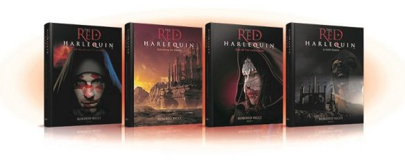 The Red Harliquin Licensing International