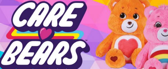 Care Bears Basic Fun Licensing International Lite-Brite Arcade1Up Scott Bachrach