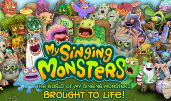 Playmonster My Singing Monsters Hardee's Carl Jr.'s Licensing International