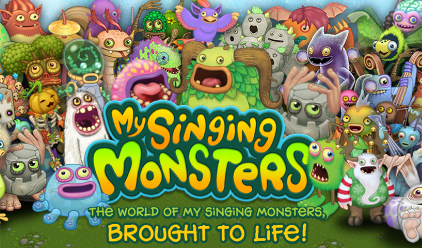 Playmonster And My Singing Monsters Team Up With Carl's Jr. And Hardee's  For Exclusive Star Pals Toys - Licensing International