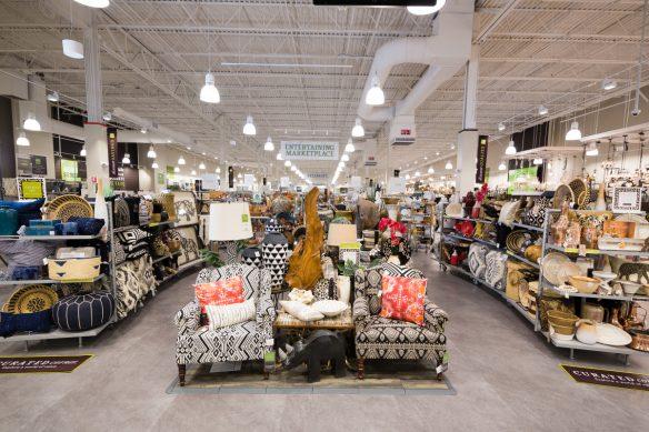 Home Goods TJ Maxx Ross Stores Etsy Target Walmart BJ's Warehouse Club Licensing International