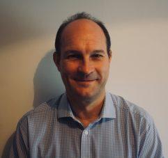 Graham Saltmarsh UK MD