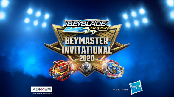 Beyblade Tomy Hasbro Licensing International