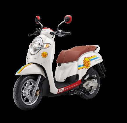 Honda Chupa Chups Perfetti van Melle Licensing International