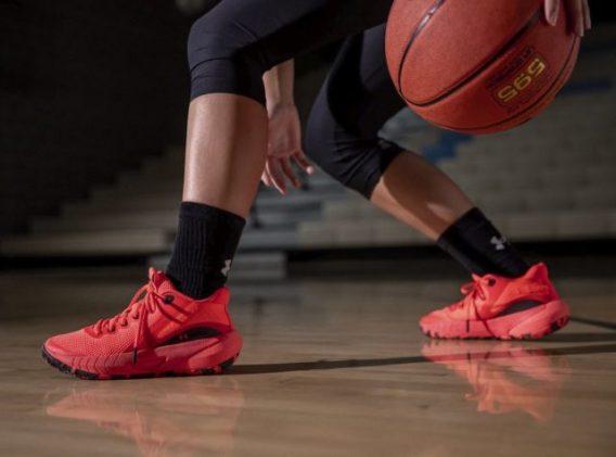 Dick's sporting Good Under Armour basketball Licensing Internaitonal