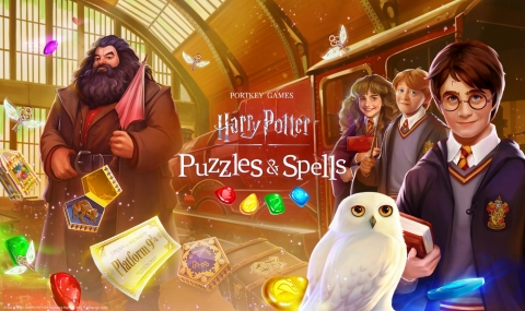 Zynga Launches Harry Potter: Puzzles & Spells Worldwide image