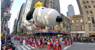 Macy's day Parade Smokey The Bear Sesame Street Licensing International