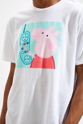 Hasbro Peppa Pig Urban Outfitters Licensing International