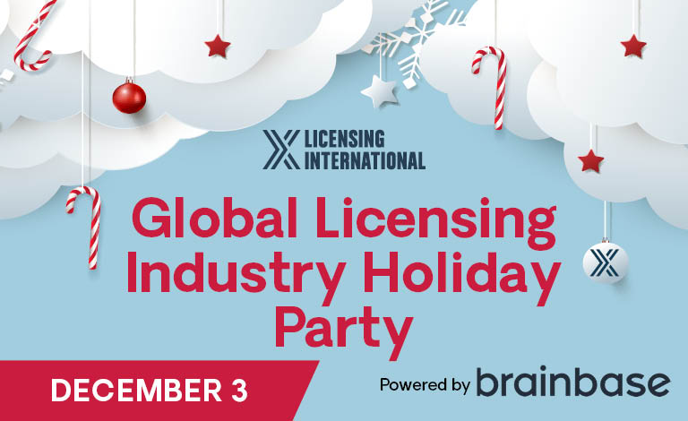 Global Licensing Industry Holiday Party image