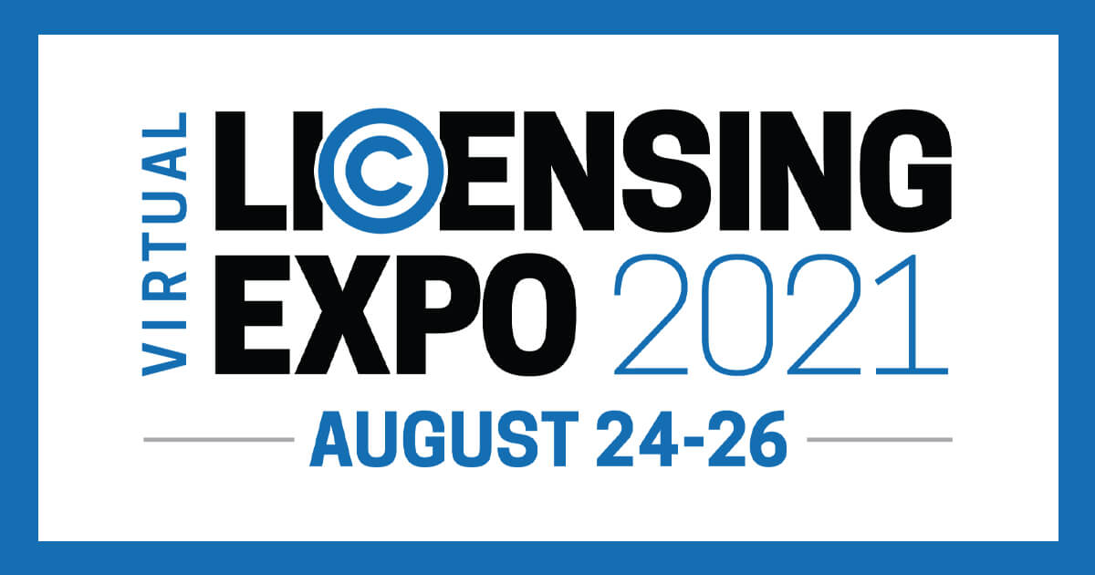 Licensing Expo Virtual image