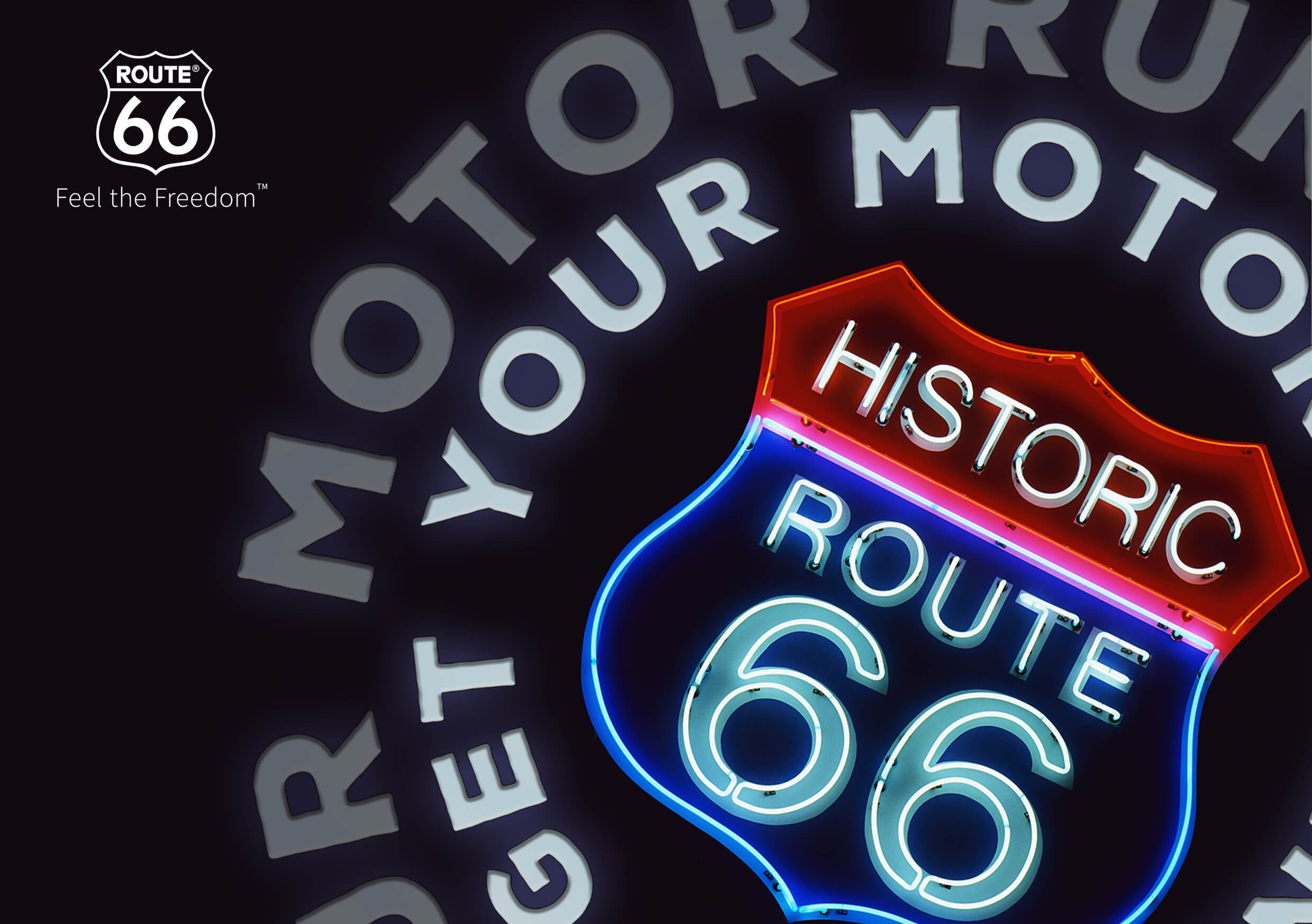 Two New Partners Go Down Route 66 image