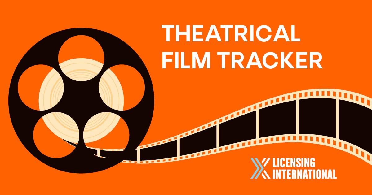 Licensing International Theatrical Film Tracker image