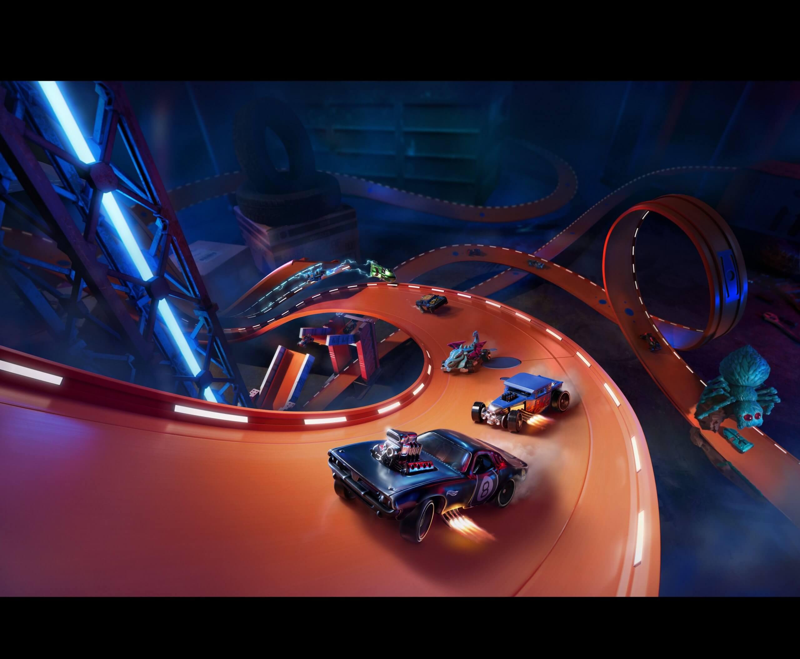 Mattel and Milestone Announce  Hot Wheels Unleashed image
