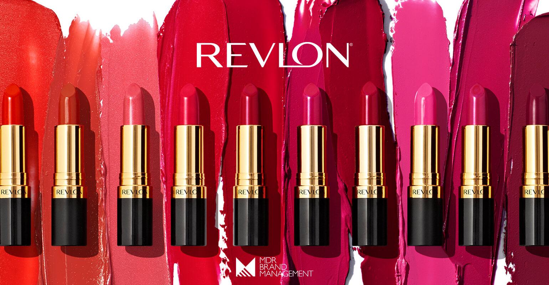 Revlon Turns To MDR Brand Management For Global Brand Extension Partnerships image
