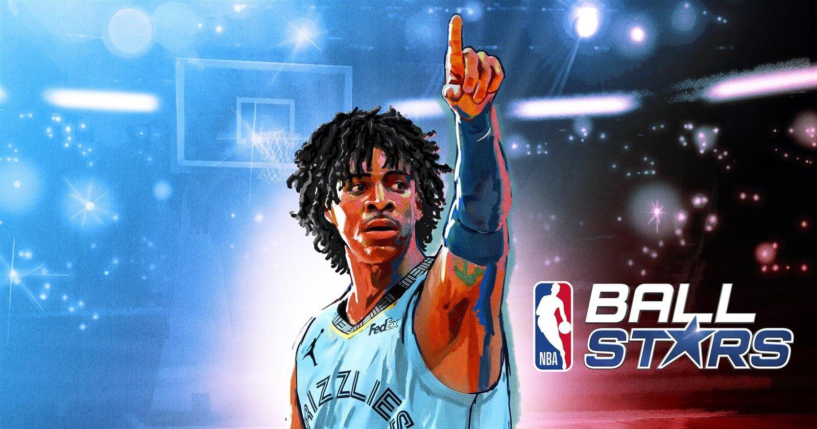 Netmarble and Kung Fu Factory Announce NBA Ball Stars image