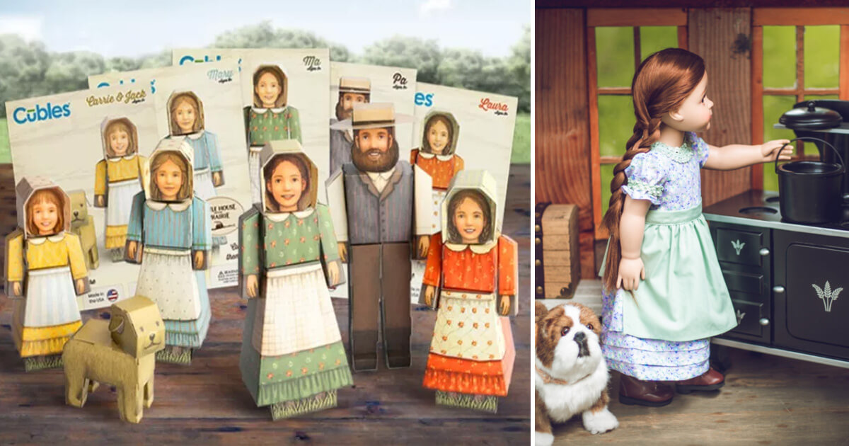Little House On the Prairie Licensees Look Forward to Celebrating The Past in 2021 image