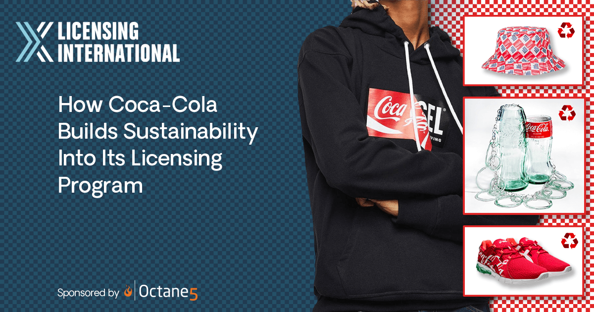 How Coca-Cola Builds Sustainability Into Its Licensing Program image